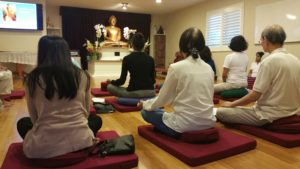 Vassa 2017 - Guided Meditation & Buddhism Class (In English) Every Thursday from 7.30 - 9.00 PM